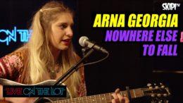 """Arna Georgia """"Nowhere Else To Fall"""" Live"""