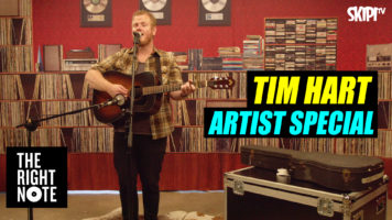 """Tim Hart: """"I Wrote A lot Of The Songs On The Road With Boy & Bear"""""""