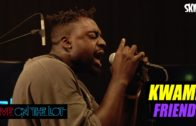 Kwame & Backbeat 'Friends' Live