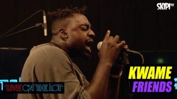 Kwame & Backbeat 'Friends' Live