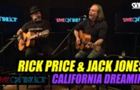 Rick Price & Jack Jones: 'California Dreamin' Cover