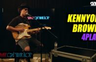 Kennyon Brown '4Play' Live