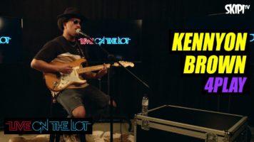 Kennyon Brown '4Play' Live