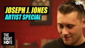 "Joseph J. Jones: ""My Nan Got Me Into Chet Baker When Everyone Was Listening To Eminem"""