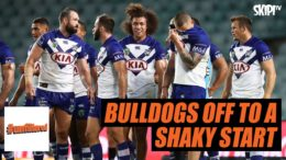 "Willie Mason: ""The Dogs Were In The Game For 60 Minutes In The First Two Rounds"