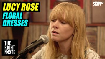 Lucy Rose 'Floral Dresses' Live