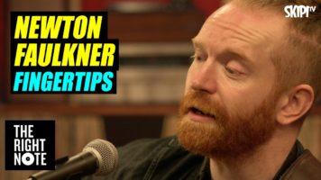 Newton Faulkner 'Finger Tips' Live