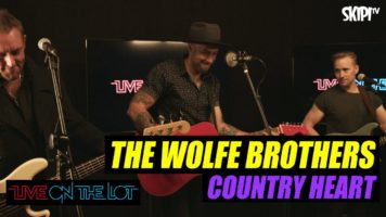The Wolfe Brothers 'Country Heart' Live