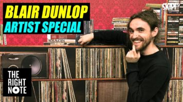 "Blair Dunlop: ""I Grew Up Going To Proper, Tankard Folk Festivals"""