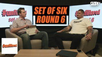 Set Of Six With Willie Mason – Round 6