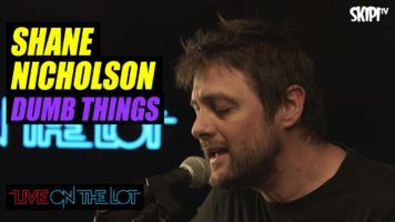 Shane Nicholson Does 'Dumb Things'