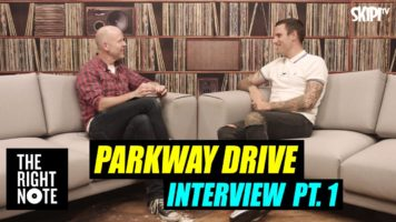 """""""It Was Written In Trauma."""" Parkway Drive On New Album 'Reverence' PT-1"""