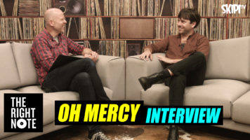 Oh Mercy 'Cafe Oblivion' Interview