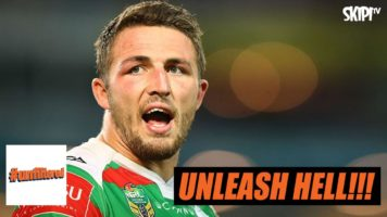 "Willie Mason: ""Sam Burgess Has Become An Incredible Leader"""