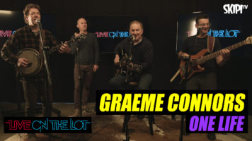 """Graeme Connors """"One Life"""" Live"""