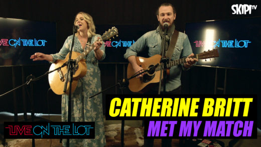 Catherine Britt 'Met My Match' Live