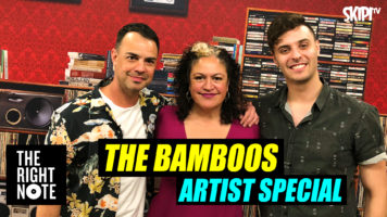 """The Bamboos Are Known As A Bit Of A Party Band"""