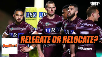 "Willie Mason: ""We Had To Get Changed In Our Car When I Was At Manly"""