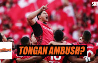 """The Tongans Are Coming To Take The Aussie's Crown"""