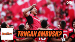 Willie Mason Says The Tongans Are Coming To Take The Aussie's Crown.
