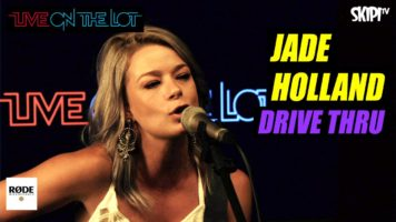 Jade Holland Dials In A Stripped Back Acoustic Version Of Drive Thru