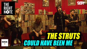 The Struts Live Acoustic Session