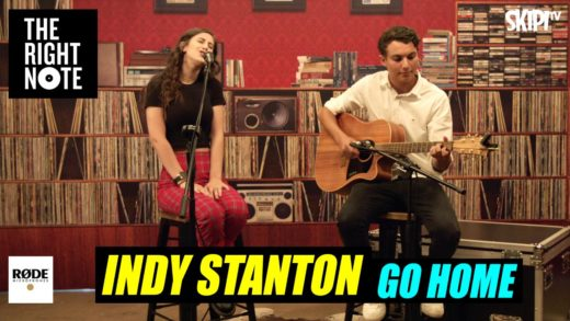 Indy Stanton 'Go Home' Live