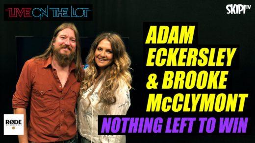 Adam Eckersley & Brooke McClymont 'Nothing Left To Win'