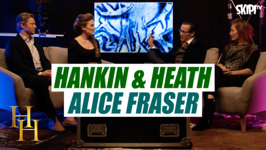 """Alice Fraser Is One Of Australia's Top Stand Up Comedians"""