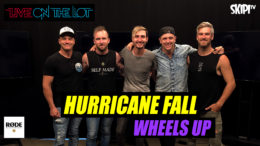 "Hurricane Fall ""Wheels Up"""