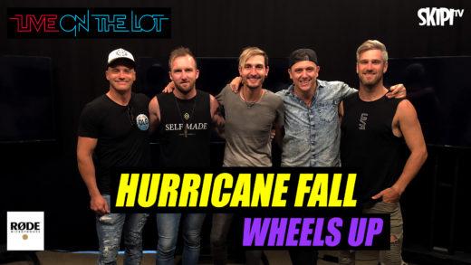 """Hurricane Fall """"Wheels Up"""""""
