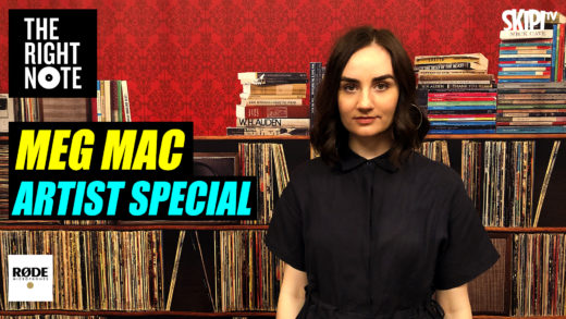 "Meg Mac: ""I Use Music To Give Me Strength."""