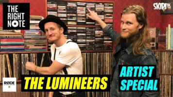 "The Lumineers: ""We Write Music To Self-Medicate"""
