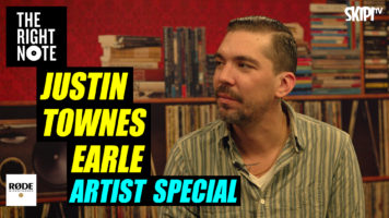 """Justin Townes Earle: """"The Times Have Changed, And I Have Changed"""""""