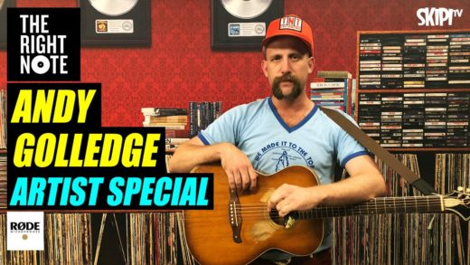 "Andy Golledge: ""Sad Songs Are Great!"""
