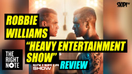 Bernard Zuel reviews Robbie Williams' album 'Heavy Entertainment Show'