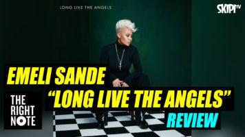 Danielle McGrane reviews Emeli Sande's album 'Long Live The Angels'.