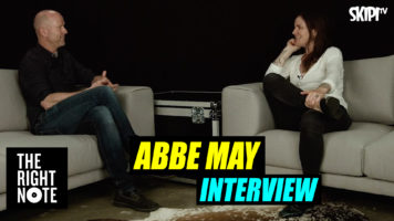 Rod Yates Chats With Abbe May