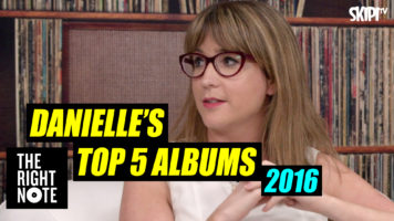 Danielle McGrane's Top 5 albums of 2016