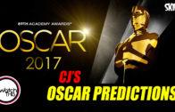 CJ's Oscar Predictions