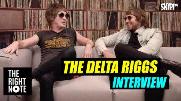 The Delta Riggs Interview