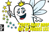 Tooth Fairy Drops Out of Forbes List