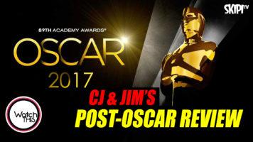 #EnvelopeGate: CJ & Jim's Post-Oscars Review