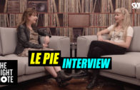 Le Pie Interview