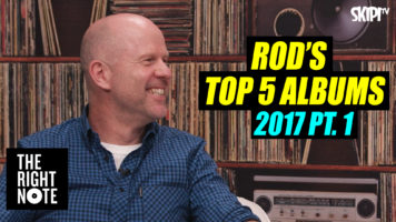 Rod's Top 5 Albums of 2017 Pt.1