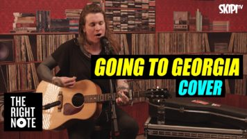 'Going To Georgia' Cover