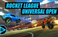 Rocket League Universal Open