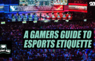 Gamers Guide to eSports Etiquette