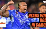 The Rumours Of What Has Been Happening In The Samoan #RLWC17 Camp Aren't Great