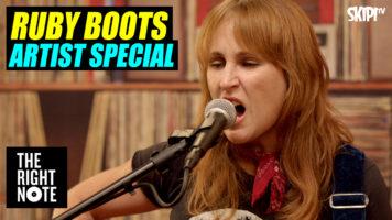Ruby Boots: 'It's So Cruel' live, plus interview with Bernard Zuel